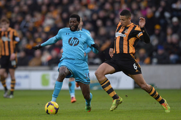 Curtis Davies Hull City v Tottenham Hotspur - Premier League