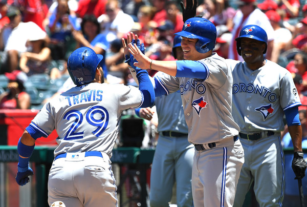 Toronto Blue Jays vs. Los Angeles Angels Of Anaheim []