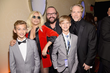 Curtis Shaw Celebrities Smile at the Songwriters Hall of Fame 46th Annual Induction and Awards