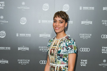 Cush Jumbo The Old Vic Summer Party