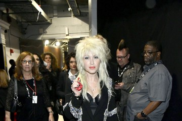 Cyndi Lauper 62nd Annual GRAMMY Awards – Backstage