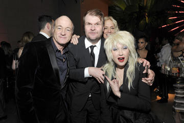 Cyndi Lauper Sony Music Entertainment 2020 Post-Grammy Reception