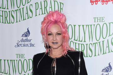 Cyndi Lauper 85th Annual Hollywood Christmas Parade - Arrivals