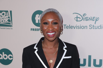Cynthia Erivo The Walt Disney Company 2020 Golden Globe Awards Post-Show Celebration - Arrivals