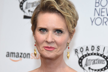 Cynthia Nixon 'The Only Living Boy In New York' New York Premiere