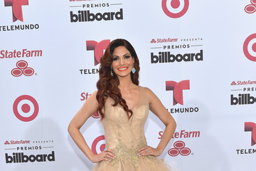 Cynthia Olavarría 2015 Billboard Latin Music Awards - Arrivals