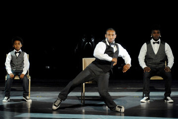 Cyrus Spencer Dizzy Feet Foundation's Celebration Of Dance Gala