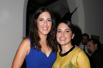 D'Arcy Carden Entertainment Weekly Celebrates Screen Actors Guild Award Nominees at Chateau Marmont sponsored by Maybelline New York - Inside