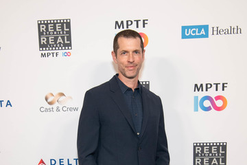D.B. Weiss MPTF's 8th Annual Reel Stories, Real Lives Event