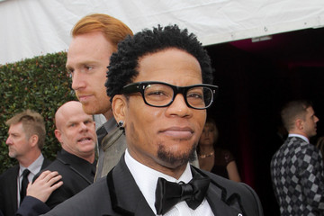 D.L. Hughley Elton John AIDS Foundation Oscar Viewing Party — Part 5