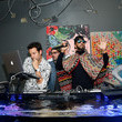 DJ Cobra Saks Fifth Avenue and Good Luck Dry Cleaners Launch Underground Art-Themed Speakeasy, GLD@Saks