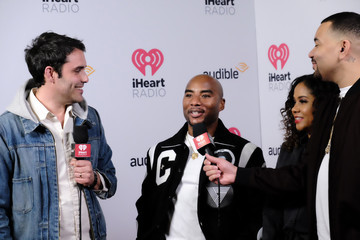 DJ Envy Charlamagne Tha God The 2020 iHeartRadio Podcast Awards – Backstage