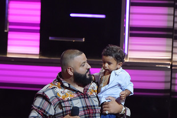 DJ Khaled Asahd Khaled BET Hip Hop Awards 2017 - Show