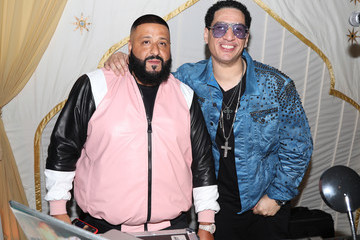 DJ Kid Capri Ciroc Celebrates DJ Khaled's Birthday in Beverly Hills