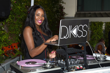 DJ Kiss WE Tv Celebrates The 100th Episode Of The 'Marriage Boot Camp'