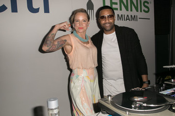 DJ Mad Linx Citi Taste Of Tennis Miami