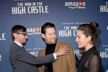 DJ Qualls Season Two Premiere Screening Of 'The Man in the High Castle'