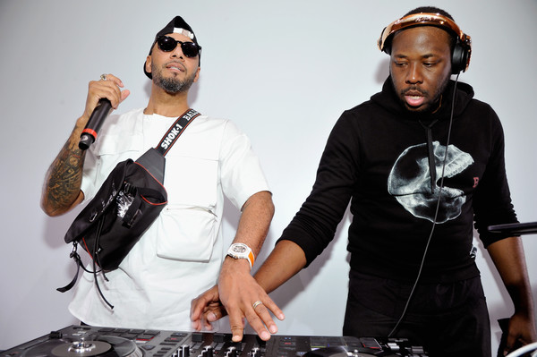 Swizz Beatz Presents Bally x Shok-1