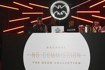 DJ Runna BACARDÍ x The Dean Collection Present No Commission: Miami December 7, 2018