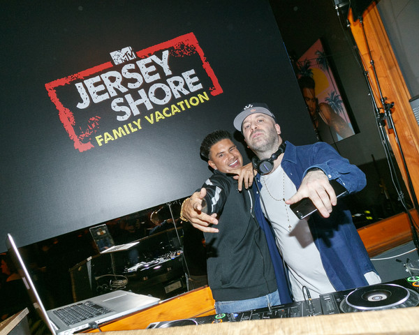 'Jersey Shore Family Vacation' Premiere Party