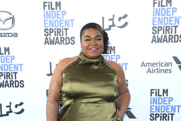Da' Vine Joy Randolph 2020 Film Independent Spirit Awards  - Arrivals