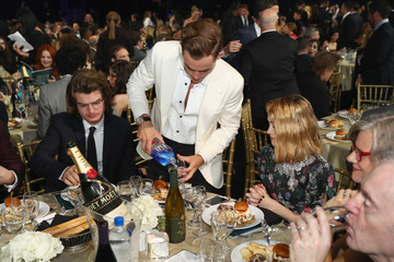 Dacre Montgomery FIJI Water at the 23rd Annual Critics' Choice Awards