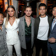 Dacre Montgomery Entertainment Weekly Celebrates Screen Actors Guild Award Nominees at Chateau Marmont - Inside