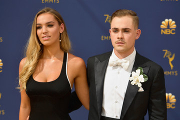 Dacre Montgomery 70th Emmy Awards - Arrivals