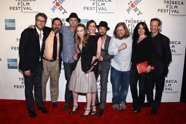 """Premiere Of """"Higher Ground"""" At The 2011 Tribeca Film Festival"""