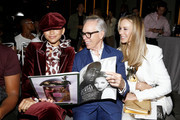 Zendaya, Tommy Hilfiger and Dee Hilfiger attend The Daily Front Row's 7th annual Fashion Media Awards on September 05, 2019 in New York City.