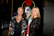 Louis Carreon and Kate Moss attend The Daily Front Row's 7th annual Fashion Media Awards on September 05, 2019 in New York City.