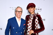 Tommy Hilfiger and Zendaya attend The Daily Front Row's 7th annual Fashion Media Awards on September 05, 2019 in New York City.