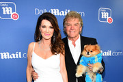 Lisa Vanderpump and Ken Todd attend the DailyMail.com & DailyMailTV Summer Party at Tom Tom on July 11, 2018 in West Hollywood, California.