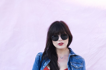 Daisy Lowe Ray-Ban Rooms At Barclaycard Presents British Summer Time Hyde Park