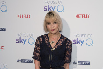 Daisy Lowe 'House Of Sky Q' Launch - Photocall
