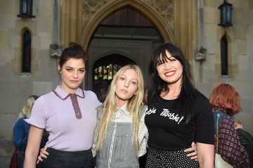 Daisy Lowe ALEXACHUNG London Launch Collection Party