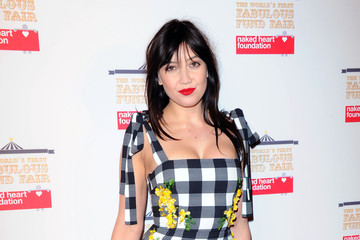 Daisy Lowe The World's First Fabulous Fund Fair In Aid Of The Naked Heart Foundation - Red Carpet Arrivals