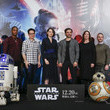 Daisy Ridley 'Star Wars: The Rise of Skywalker' Press Conference In Tokyo