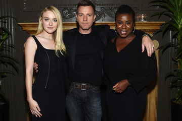 Dakota Fanning Ewan McGregor Lionsgate and Lakeshore Entertainment With Bloomberg Pursuits Host a Screening of 'American Pastoral' - After Party