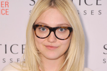 Dakota Fanning A Summer Solstice Soiree