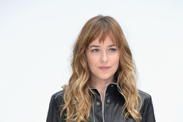 Dakota Johnson Front Row at Chanel