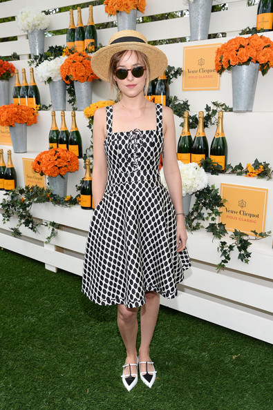 The Seventh Annual Veuve Clicquot Polo Classic - Red Carpet Arrivals