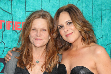 Dale Dickey Premiere of FX's 'Justified' Series Finale - Red Carpet