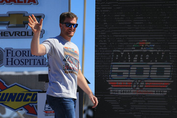 Dale Earnhardt Jr. Monster Energy NASCAR Cup Series 60th Annual Daytona 500