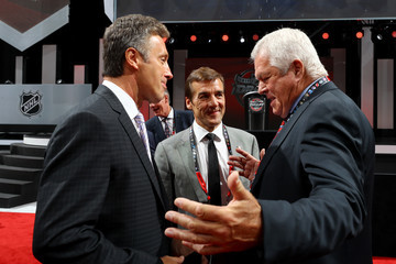 Dale Tallon 2017 NHL Draft - Round One
