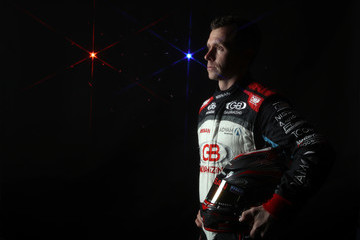 Dale Wood V8 Supercars Portrait Session