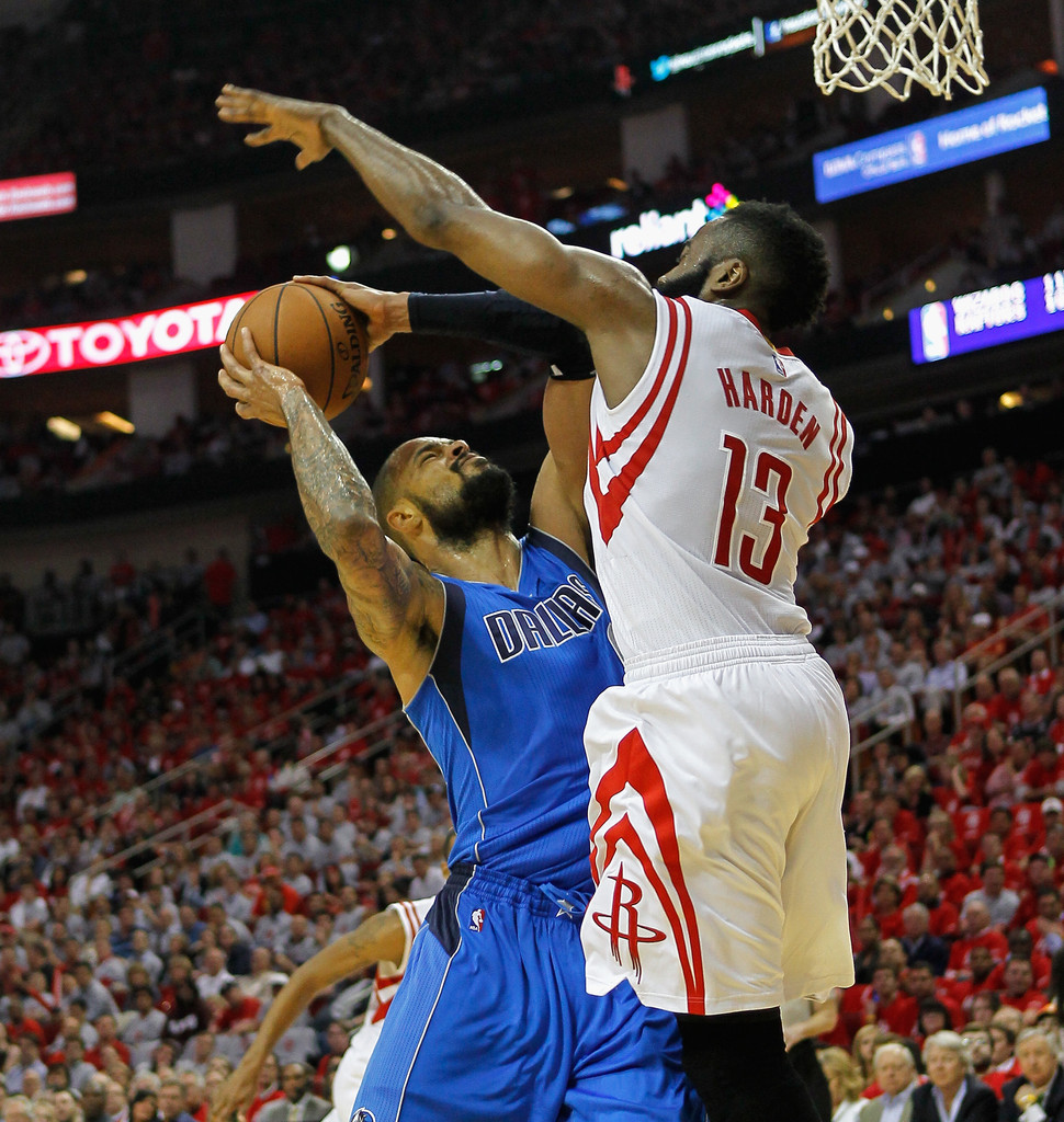 Houston Rockets Game Log: Dallas Mavericks V Houston Rockets