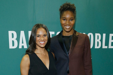 Damaris Lewis Misty Copeland Signs Copies of Her New Book 'Ballerina Body: Dancing and Eating Your Way to a Leaner, Stronger More Graceful You'