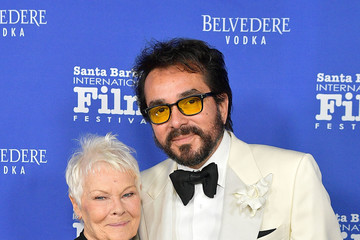 Dame Judi Dench Santa Barbara International Film Festival Honors Judi Dench With Annual Kirk Douglas Award For Excellence in Film - Arrivals