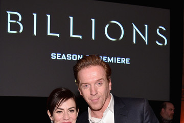 Damian Lewis Showtime and Elit 'Billions' Season 2 Premiere and Party - Reception